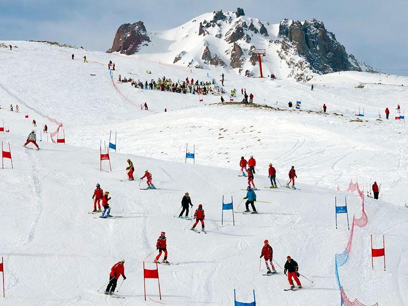 يجوز 10 شتاء مركز السياحة عطلة الشتاء في تركيا