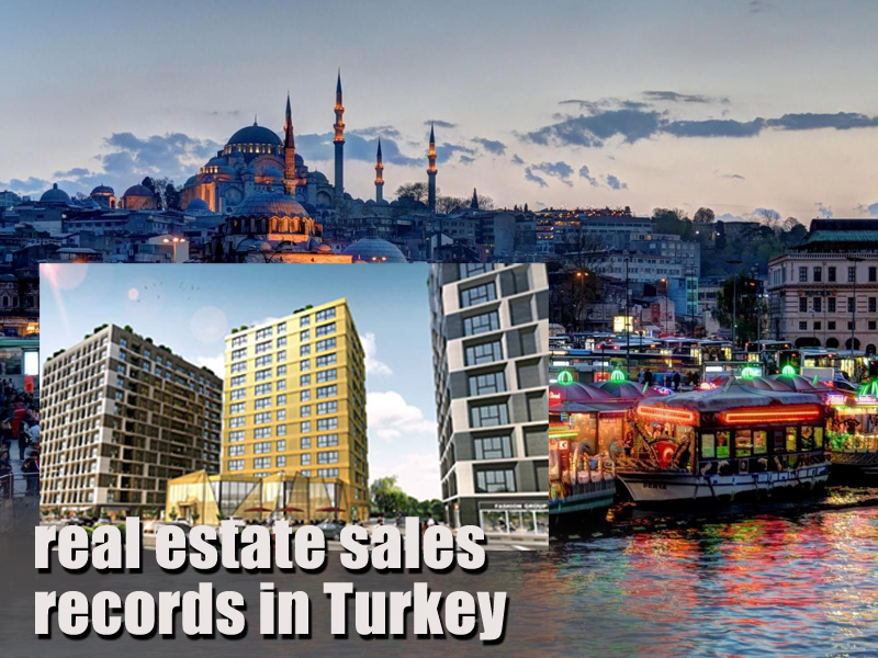 After coronavirus new record in real estate sales in Turkey!>