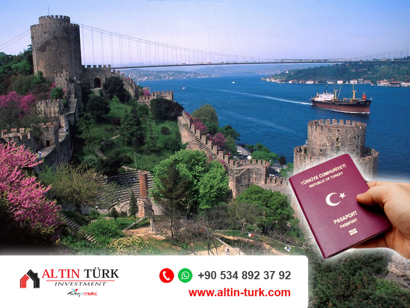 Citizenship house in Turkey: most interest from the Middle East