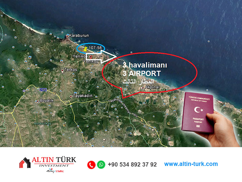 Foreigners Can Buy Land in Turkey?