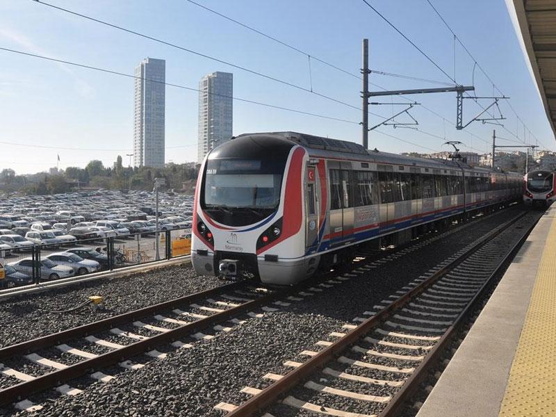 Gebze-Halkalı train line raises property prices in the region