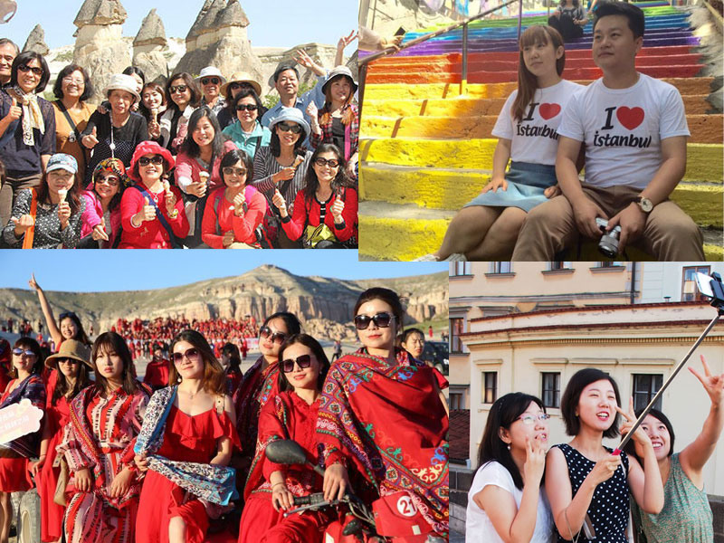 Great interest in Turkey in China