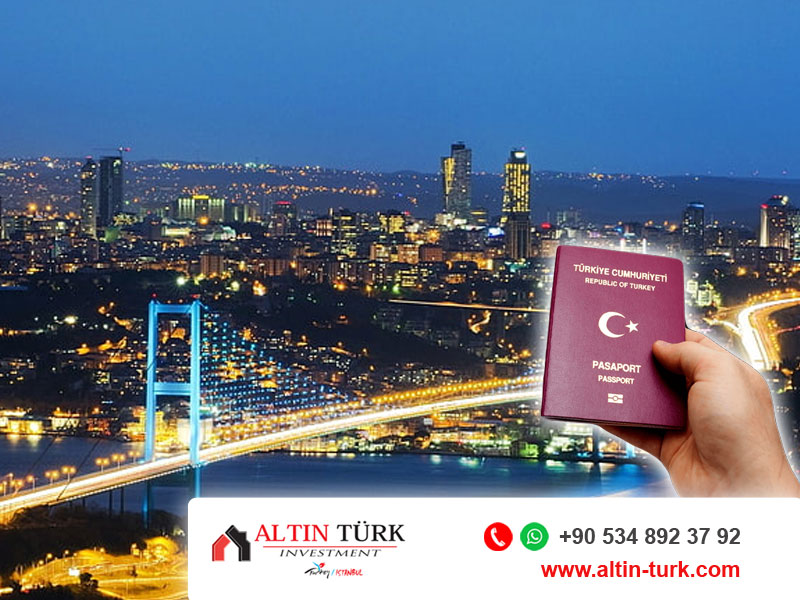 Turkish Citizenship by Investing 250.000 USD on Real Estate