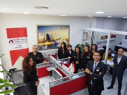 Altın Türk Real Estate investment, Euro Star Tv