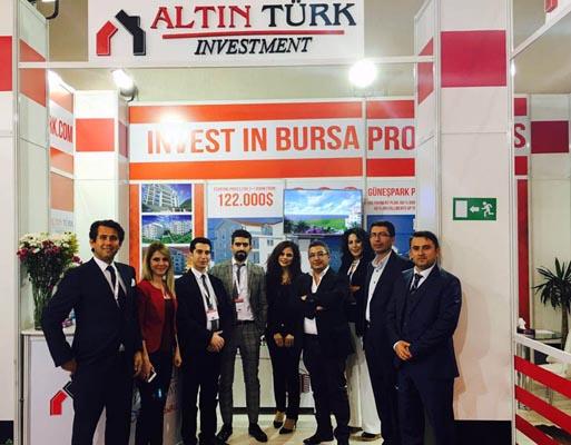 10. REAL ESTATE FAIR AND THE ARAB-TURKISH SUMMIT