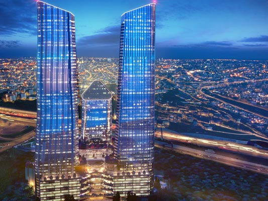 New investment project for sale in Istanbul
