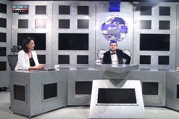 ALTINTÜRK İNVESTMENT Business Channel Türk TV