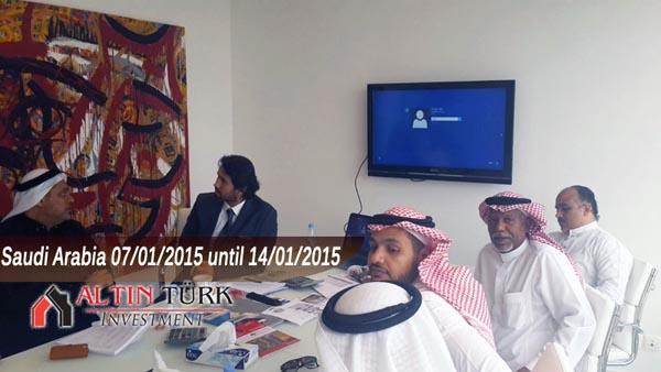 Altın Turk investment  in Jeddah!
