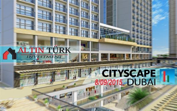 Altin Turk going to the next CityScape Global 08/SEP/2015