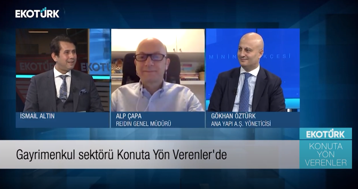 How to make the right investments in real estate in Turkey? İsmail ALTIN and expert guests comment