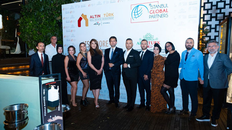 Leaders of the Real Estate Industry Gathered at a Glorious Night