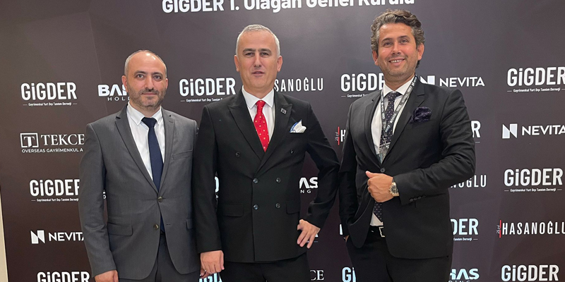 Turkey's target is to sell housing worth 20 billion dollars to foreigners in 2025.
