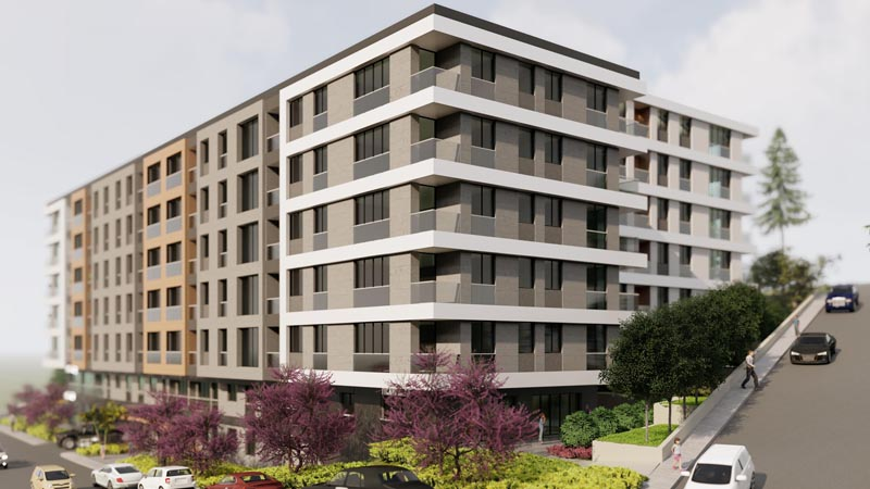 Nilufer Bursa New Project