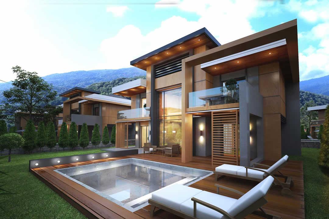 Sapanca Luxury Private Villas Staring 2.300.000
