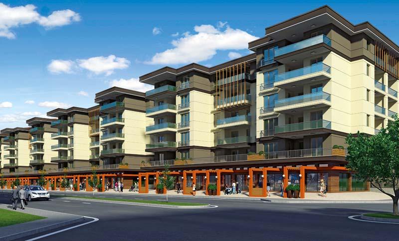 Bursa, Osmangazi Residence Apartment 315.000tl 2+1