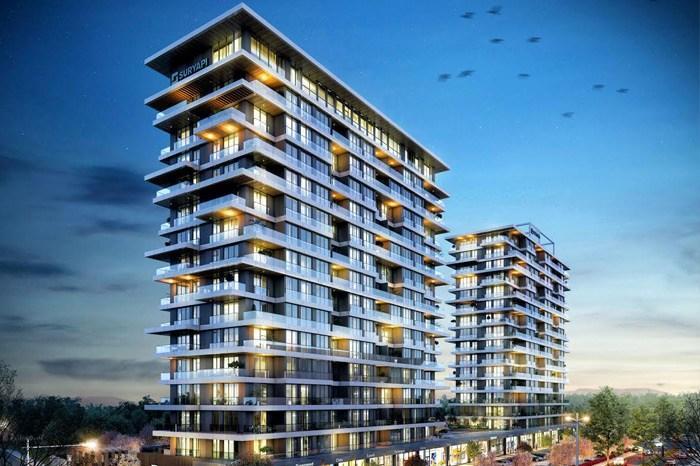 Istanbul, Kağıthane Full Luxury Project