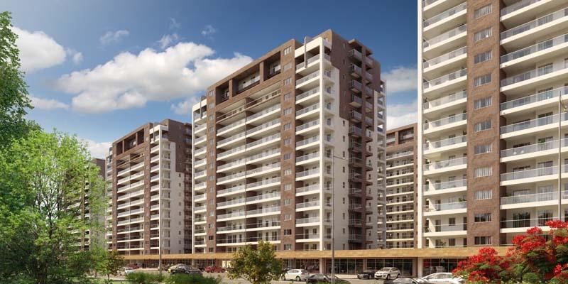 بورصة عثمان غازي شقة  للسكن ابتداءا من337 الف ليرة تركي