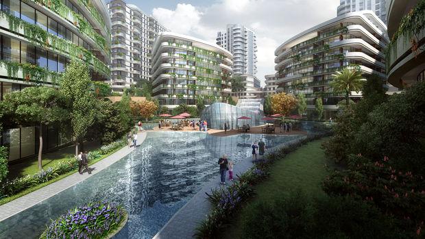 بهشه ايفلار اسطنبول مشروع سكني راقي