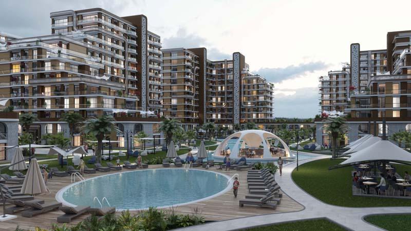 Beylikduzu, Istanbul Luxury Residence Best Choice for Investment