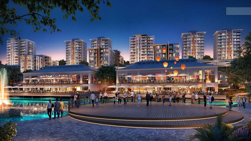 Istanbul, Halkali Ready To Move Luxury project