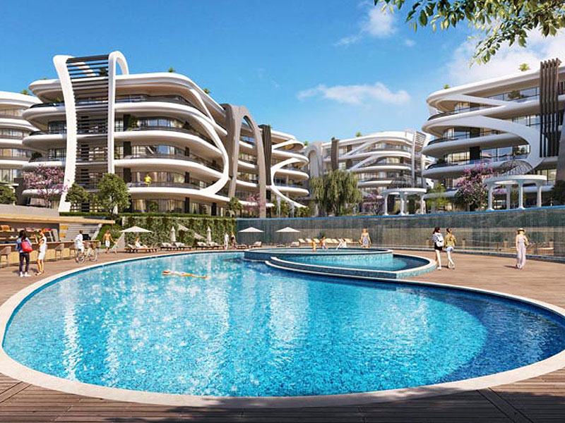 Apartment, Family, Commercial, Nature, Swimming Pool, Luxury Project Kartepe Kocaeli İzmit