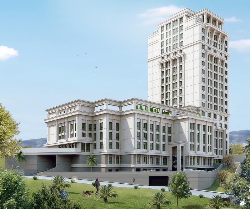 Apartment for sale in Bahçeşehir, İstanbul