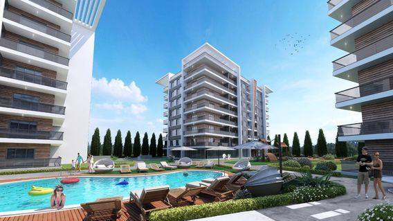 Avcılar, Istanbul Ready Residential Project With Sea View