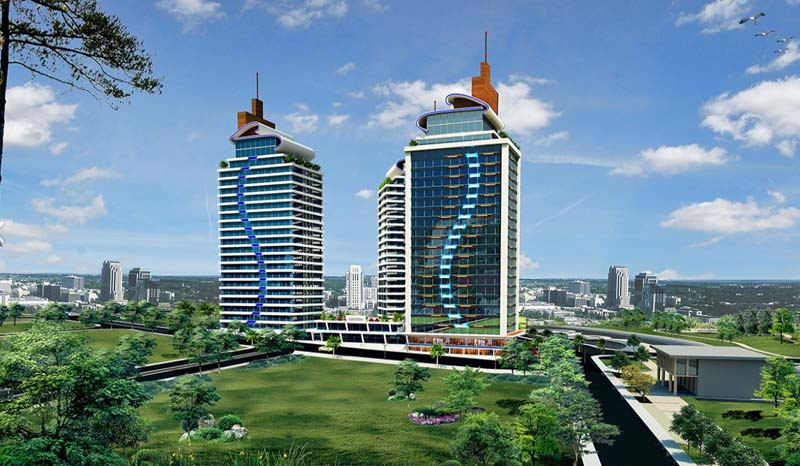 ISTANBUL, Esenyurt Ready Luxury Project  starting price 350.000 TL for 1+1