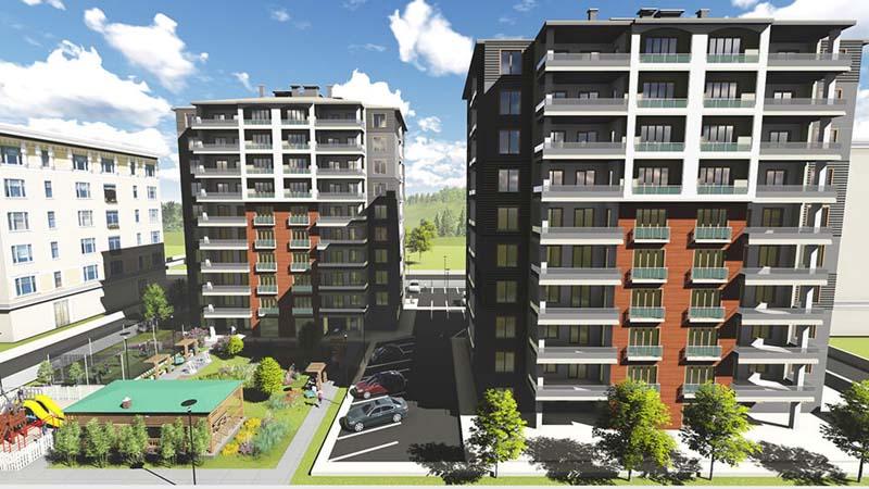 Bursa City Center Project in Osmanghazi