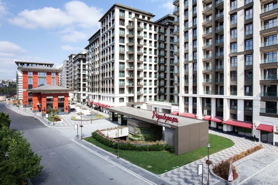 Istanbul Beyoglu Luxury Apartments Ready to Move