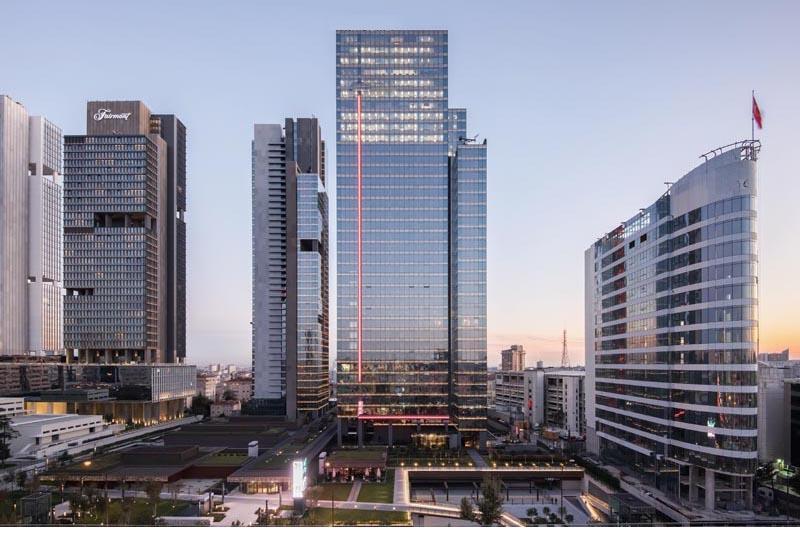 Luxury Apartments For Sale in Şişli, Mecidiyeköy, Istanbul