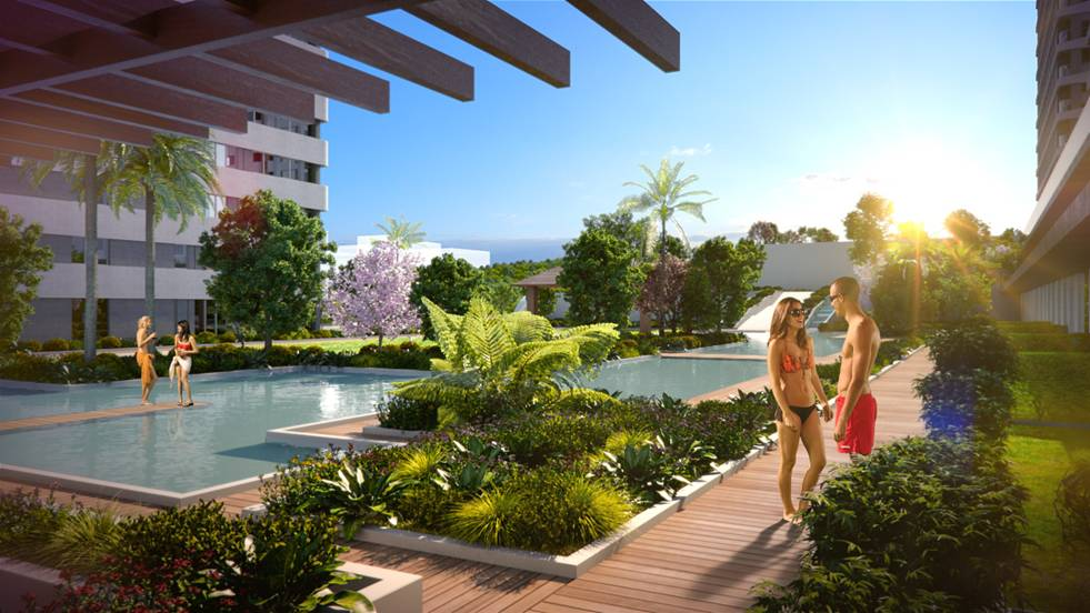 Esenyurt / Istanbul, luxury project from 487.000 TL