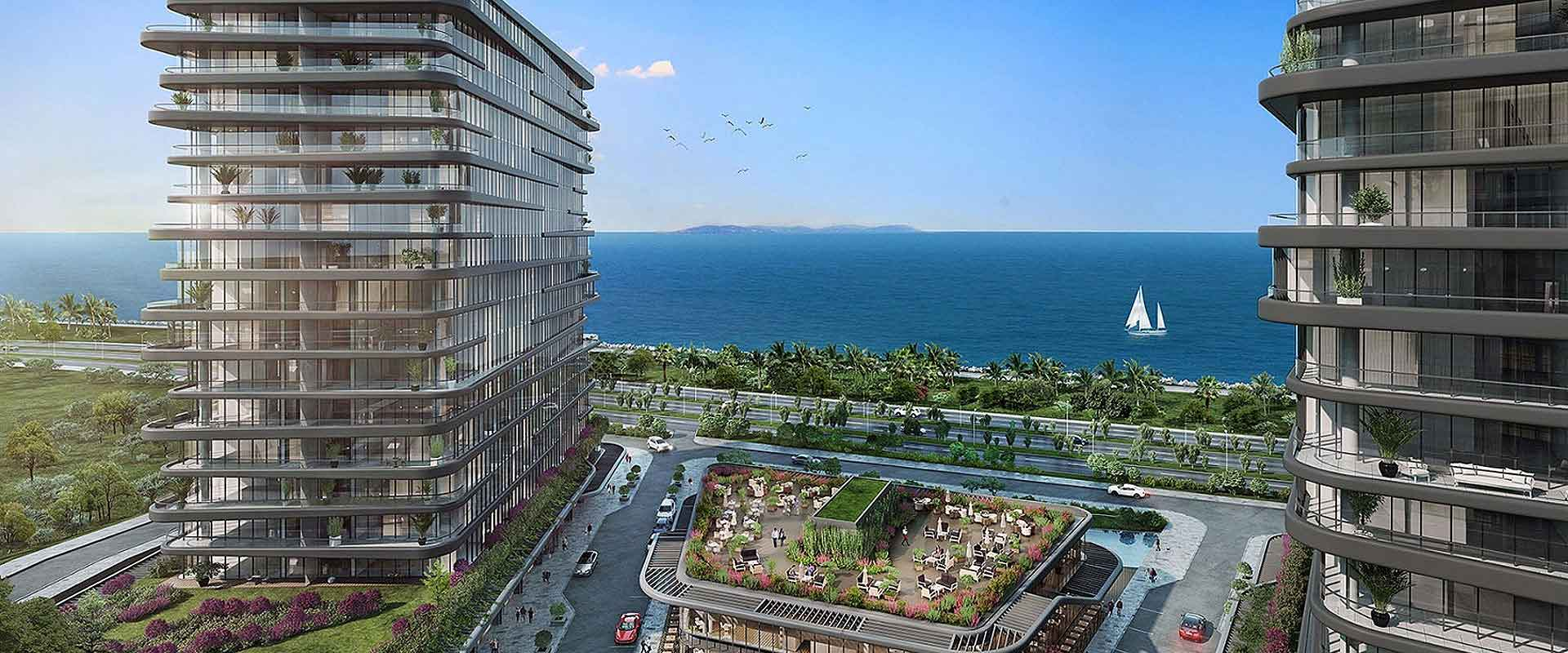 Luxury Apartments in Zeytinburnu Istanbul